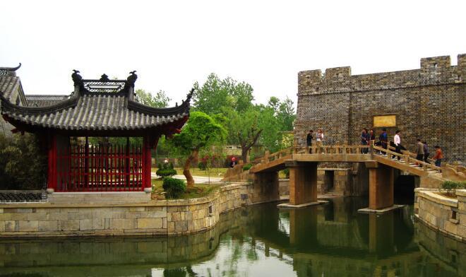 上海到台儿庄自由行攻略,上海到台儿庄古城自由行